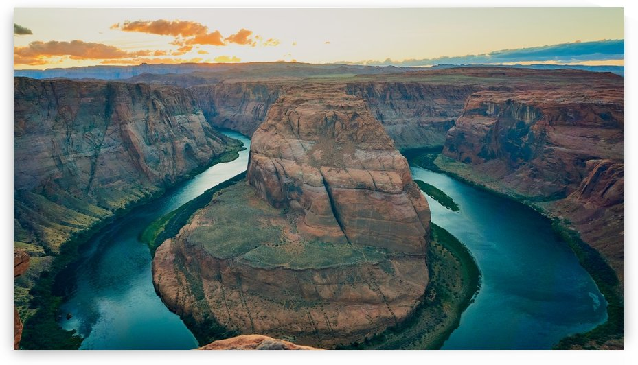 Horseshoe Bend by Russell Carter