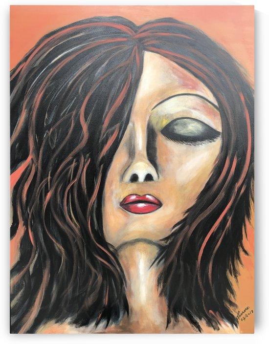 La Femme Zen by Marie Therese Lacroix