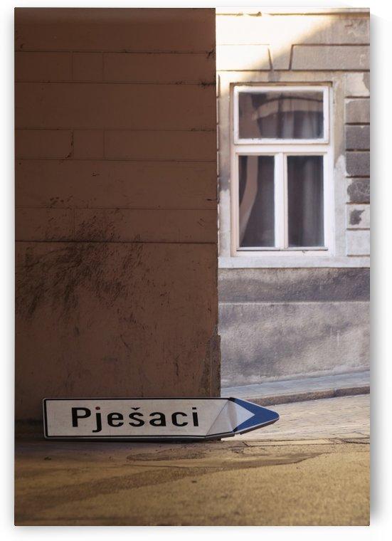 Pedestrians by Alen Gurovic