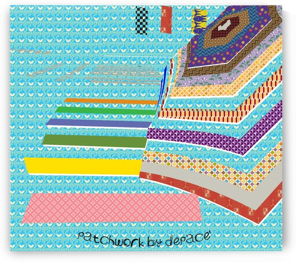 Patchwork by dePace by dePace-