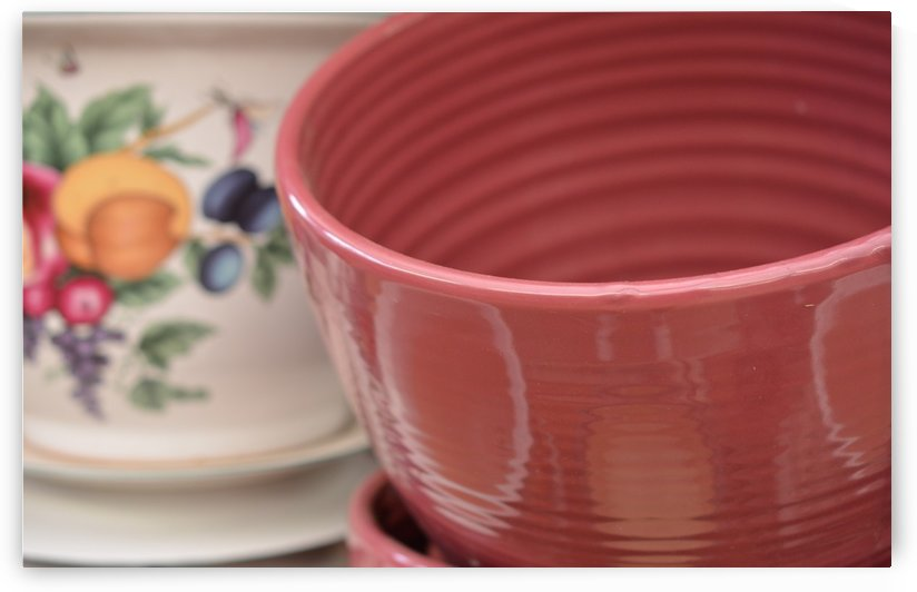 Beautiful Pottery Photograph by Katherine Lindsey Photography