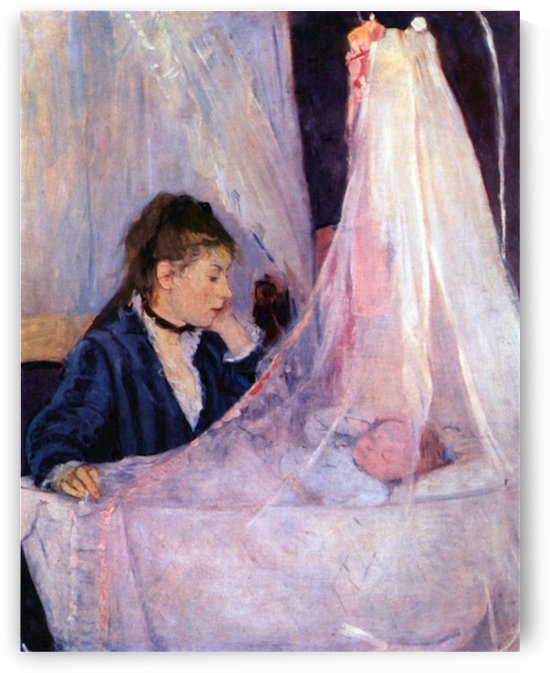Cradle by Morisot by Morisot