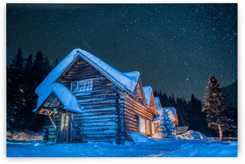 Skoki Lodge  by Ken Anderson Photography