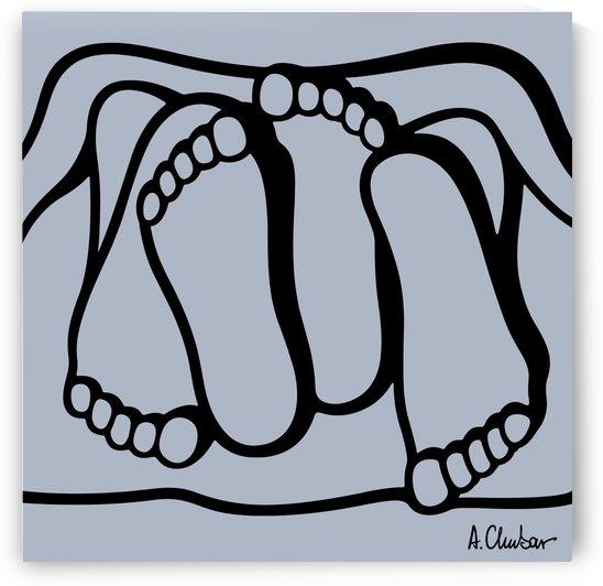 Feet 1.C8 by Alexander Chubar