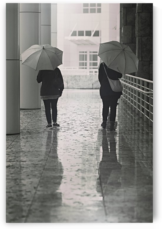 Two Umbrellas by H.Hart Photography
