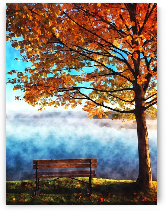 One Fall Day by Erin Mac