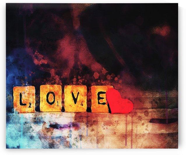 Splatter of Love by Erin Mac