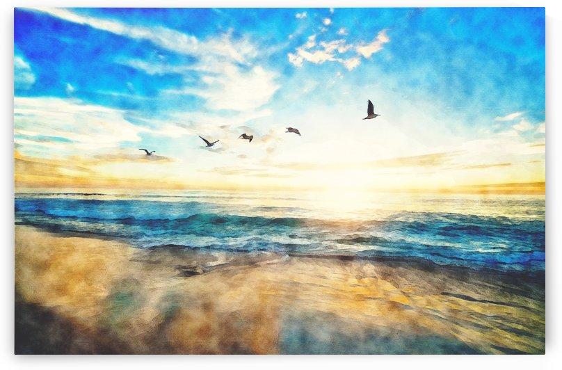 Sunrise On Summer by Erin Mac