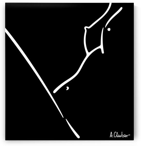 Nude 2 by Alexander Chubar