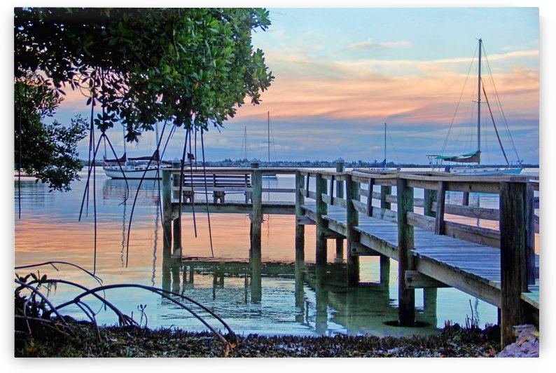 The Soft Colors Of Morning by HH Photography of Florida