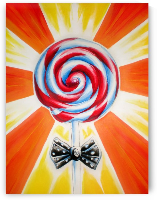 Lollipop by Adam Gillespie Artwork