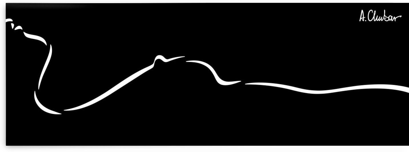 Nude 14 by Alexander Chubar