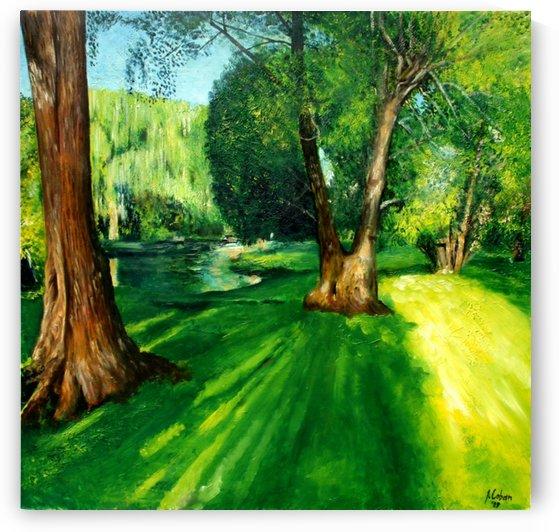 Arboretum shades by Joseph Coban