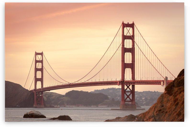 Golden gate bridge by Alex Pell