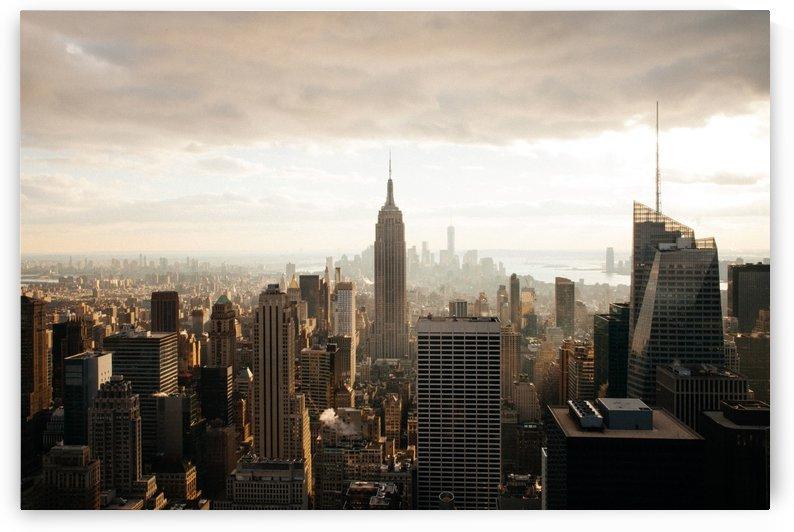 New York  by Alex Pell