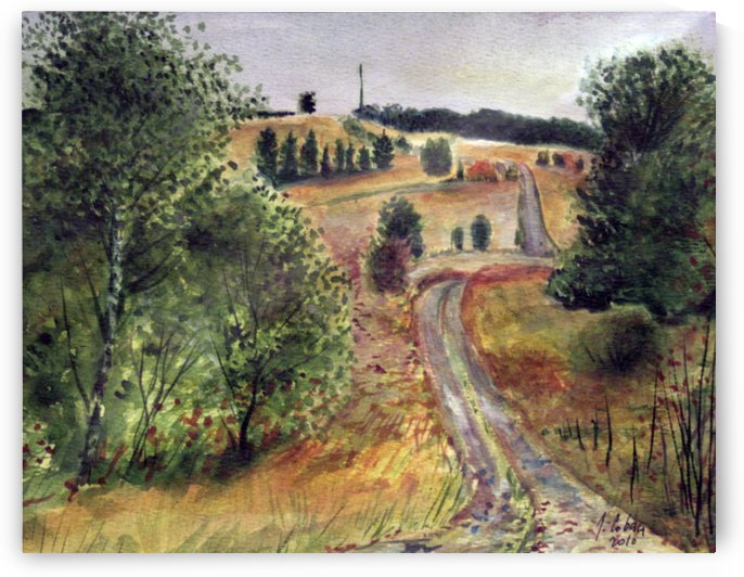 Serpent path by Joseph Coban