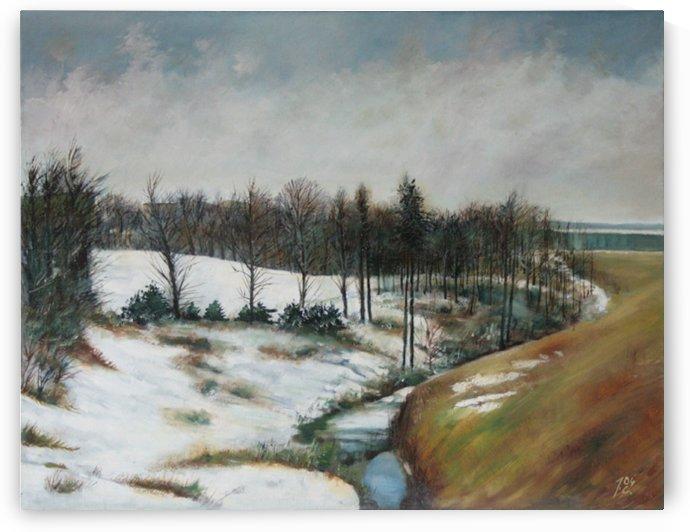 Spring at Rockland by Joseph Coban