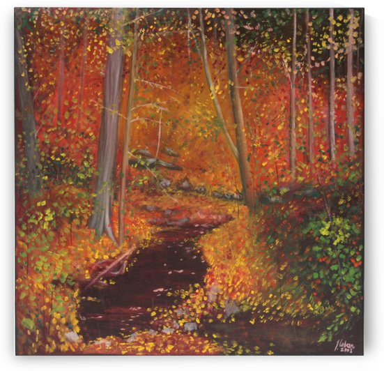 Warmth of the Fall by Joseph Coban