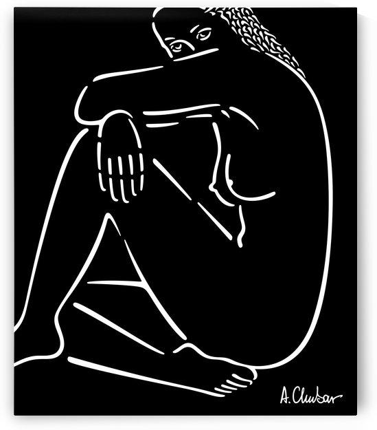 Nude 19 by Alexander Chubar