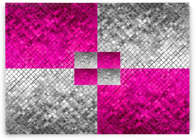 Pink and Silver 2 by ABConcepts
