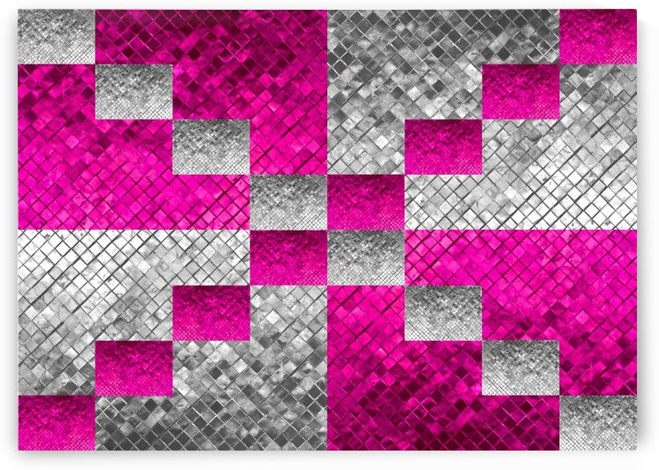 Pink and Silver 5 by ABConcepts
