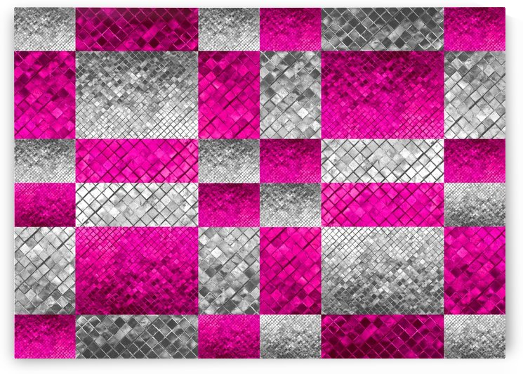 Pink and Silver 8 by ABConcepts