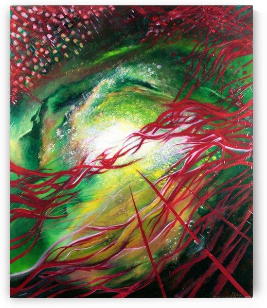 Celestial Waves by Joseph Coban