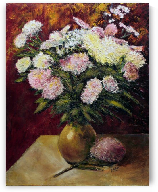 Asters by Joseph Coban