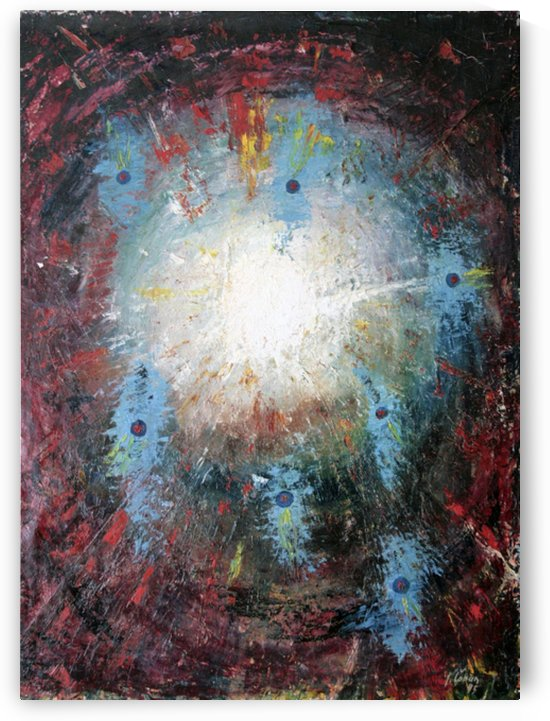 Enlighted spirits by Joseph Coban