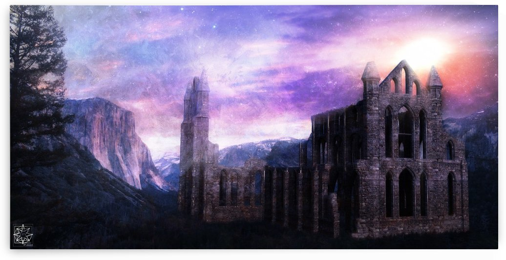 Septentrionalem Ecclesia or The Northern Church by ChrisHarrisArt