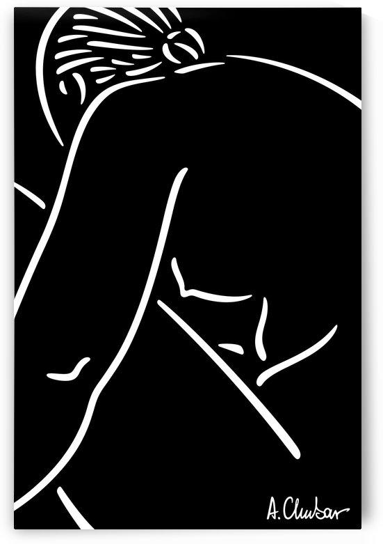 Nude 28 by Alexander Chubar