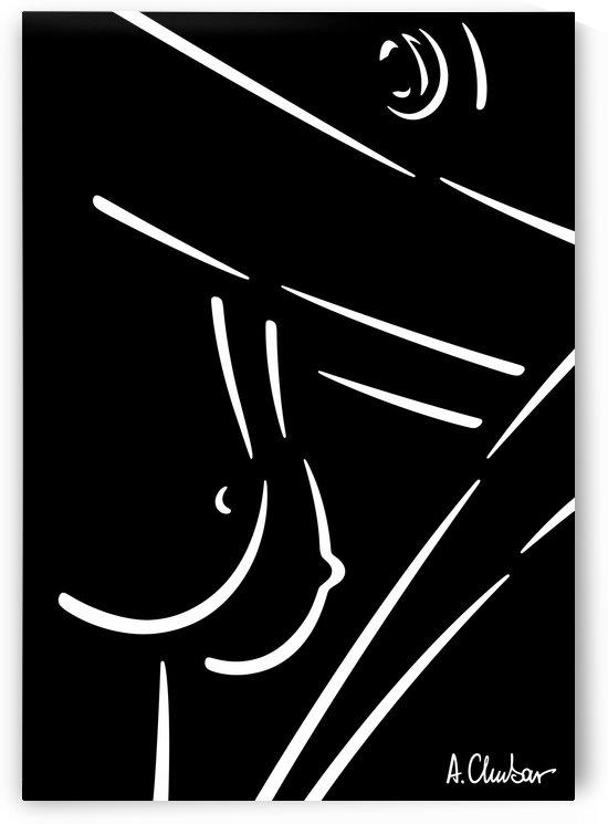 Nude 23 by Alexander Chubar