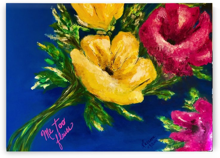 Me Too Fleurs by Marie Therese Lacroix