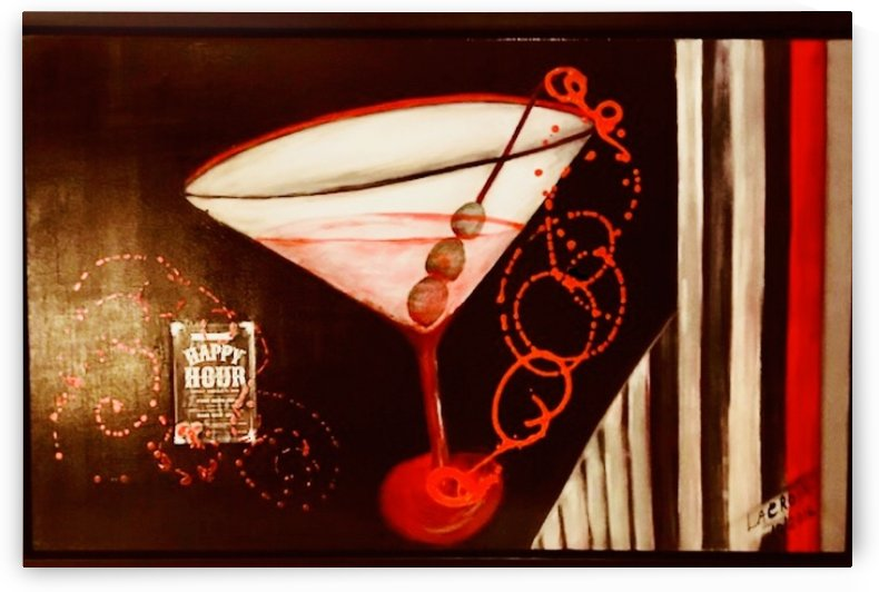 Happy Hour by Marie Therese Lacroix