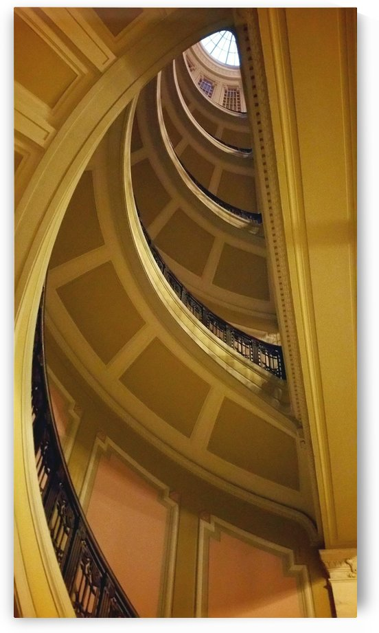 Staircase to heaven by Massimo Strino