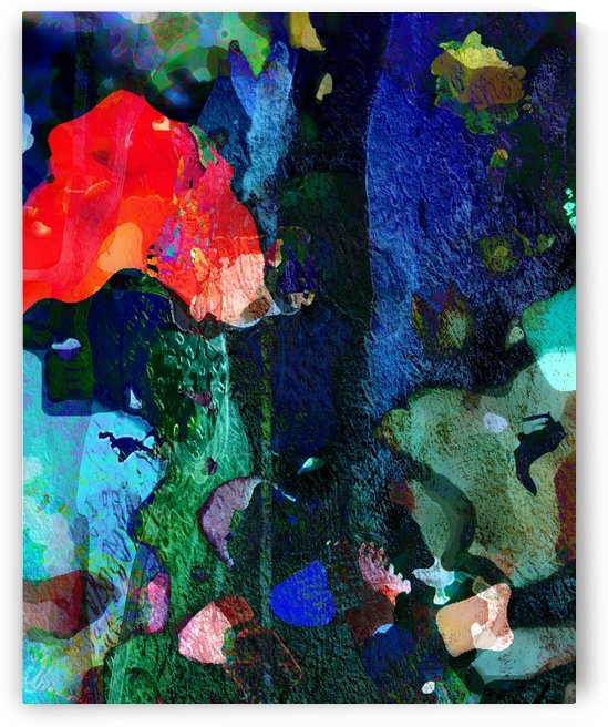 Coral Reef I by Connie Schofield Art