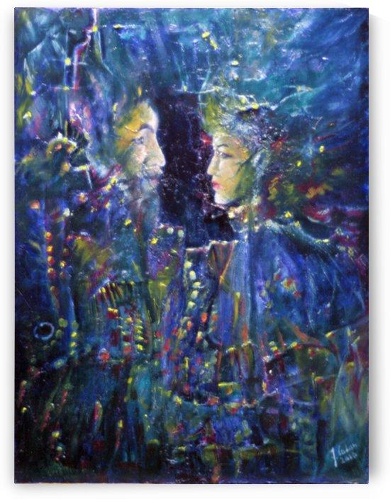 Underwater royalties by Joseph Coban