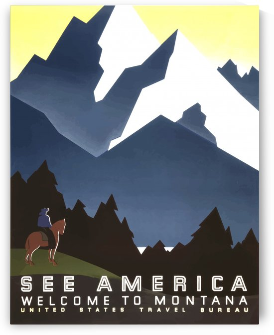 USA Montana America USAEdited by Culturio