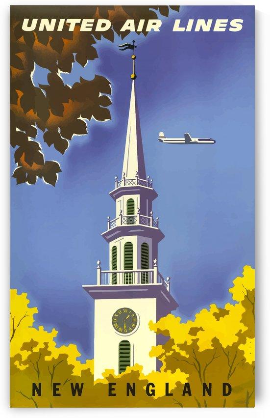 USA New England USAEdited by Culturio