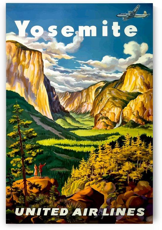 USA Yosemite National ParkEdited by Culturio