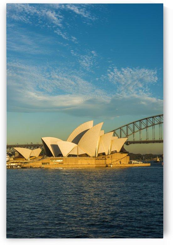 Sydney Opera House in the pre dawn light by Downundershooter