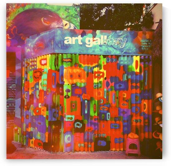 Art gallery  by Sophia