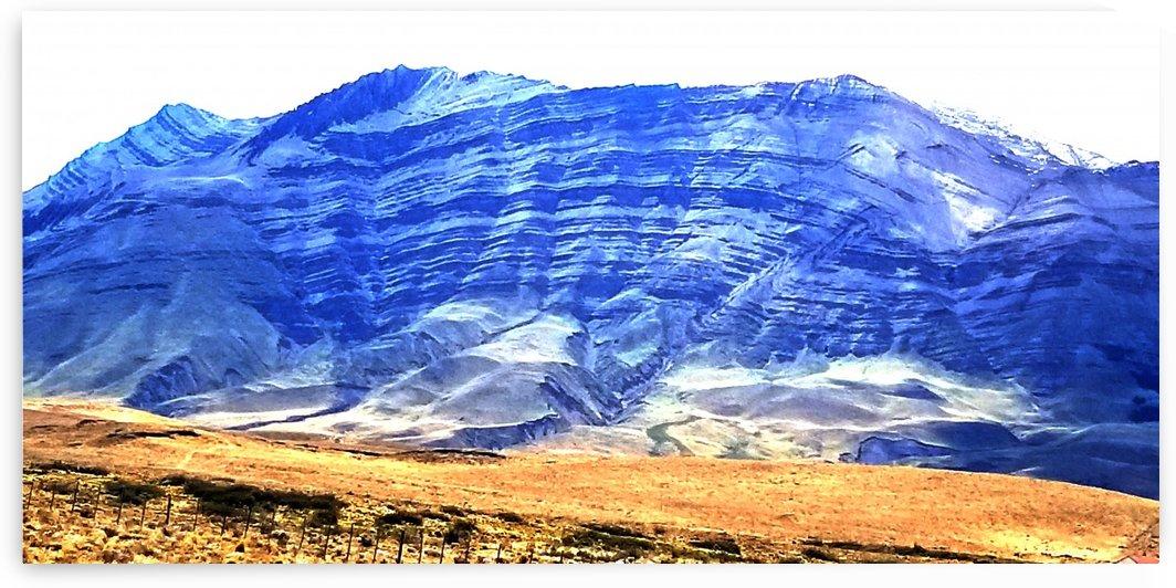 Mountain near El Chalten Argentina by Creative Endeavors - Steven Oscherwitz