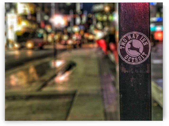 Two Way Inn - Detroit by UrbanStreetBeats