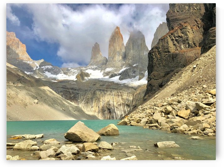 Torres del Paine by Creative Endeavors - Steven Oscherwitz