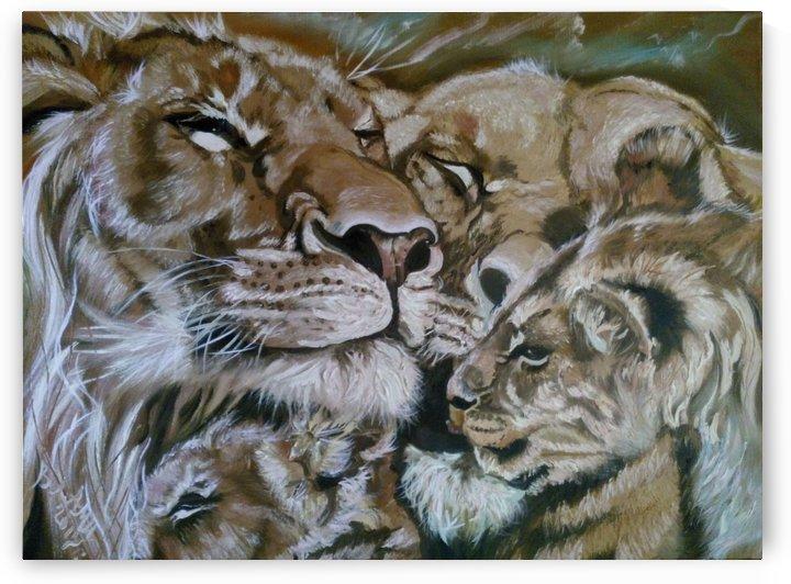 Leos. Family. by Vlamy