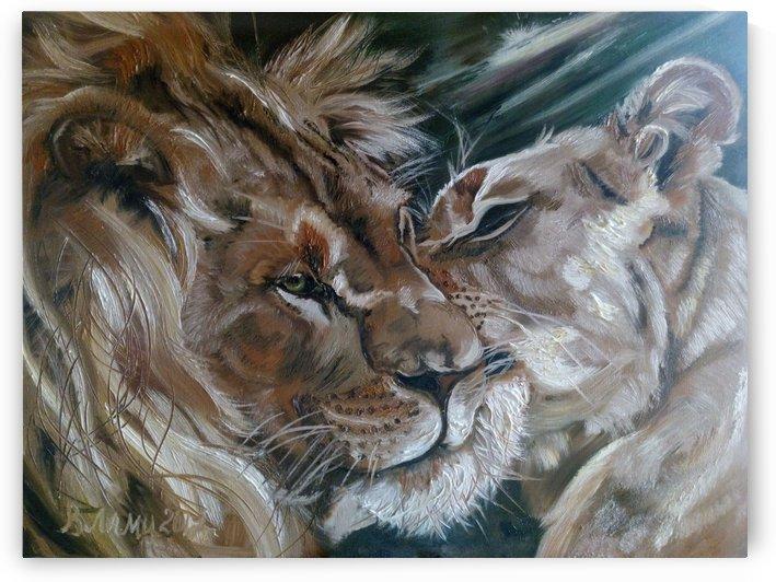 Leos. Tenderness. by Vlamy