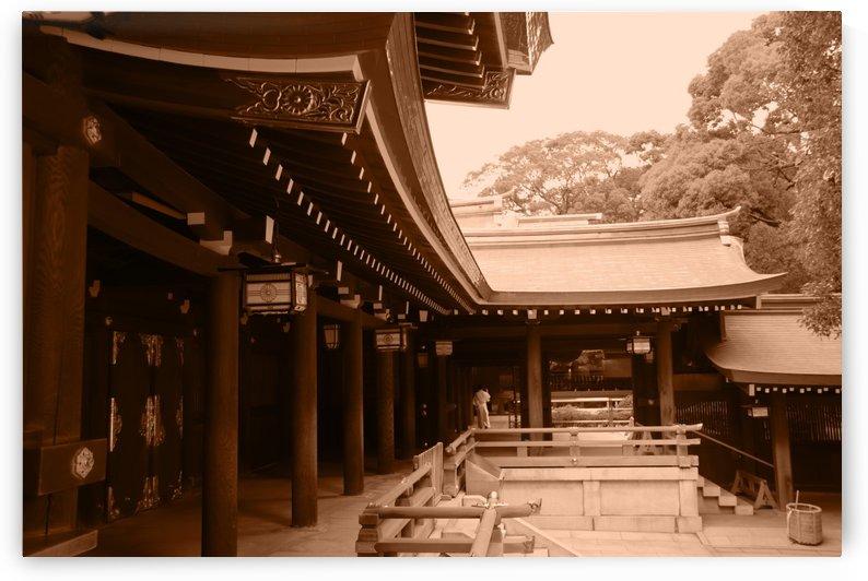 Meiji Shrine Japan by John Kwak