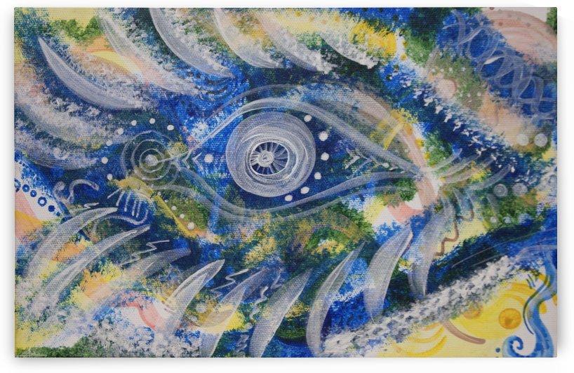 Eye  by Vlamy