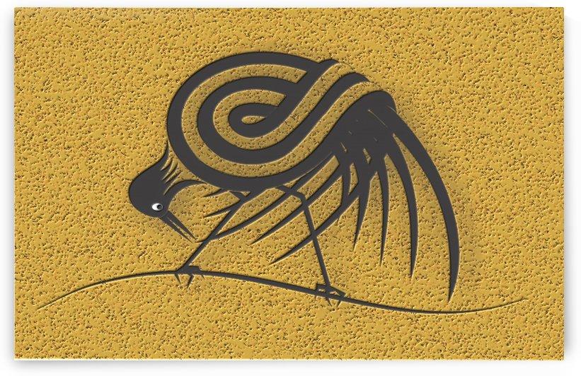 Oiseau Bird 2 by Createm